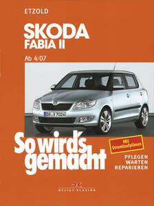 Skoda Fabia II AB 4 07 Band 150