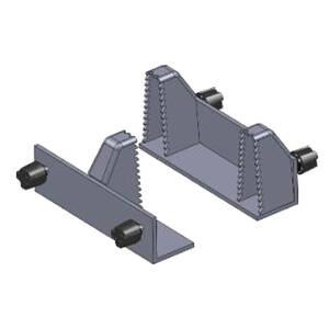 Holzklauen Set für Croc-Lock Werkbank für besonders sicheren Halt BATAVIA Preisvergleich