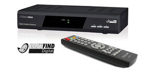 Digitaler Satelliten Receiver micro m25 inkl. E...