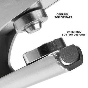 Werkzeugeinsätze zur Ösenzange Art. 717439 Selzer