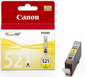 Original Tintentank, Farbe gelb, Typ CLI-521Y Preisvergleich