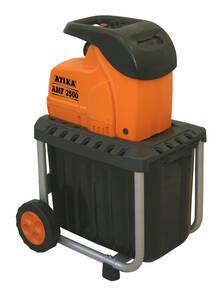 Elektro Gartenhäcksler AMF 2500 - Holzhäcksler für Gärtner Atika