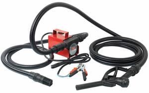 Diesel/ Heizöl Absauganlage mit 12 Volt Pumpe u...