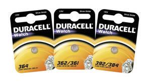 Knopfzellen Silberoxid Duracell Preisvergleich