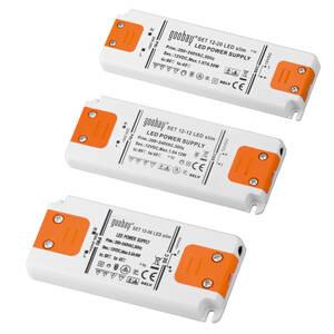 Spannungstransformatoren für LED Lampen Goobay