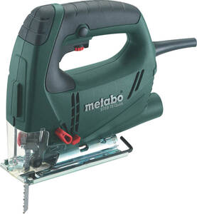 Elektro Pendel-Stichsäge STEB 70 Quick 570 W Metabo