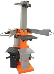 Elektro Brennholzspalter ASP 14 TS 400 V - hydraulisch Atika Preisvergleich