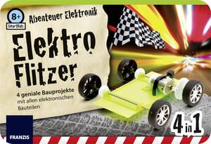 SmartKids Elektro Flitzer mit 4 Projekten und a...