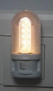 LED Nachtlicht mit Schalter - 5 LEDs, 1 Watt Heitronic