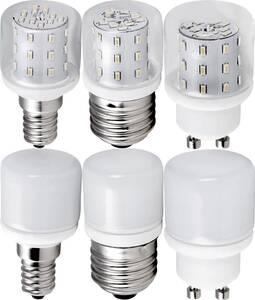 LED Lampen in Kolbenform Heitronic