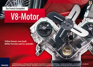 Lernpaket: V8 Motor zum selber Bauen Franzis-Verlag Preisvergleich