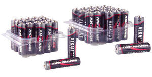 Alkaline Batterie Sparpacks 20er zum Sonderprei...