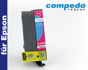Epson T1803/1813 Magenta Tintepatrone Compedo