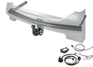 Anhängerkupplungs-Kit Ford Galaxy 7-Sitzer Baujahr 05/06- Westfalia-Automotive