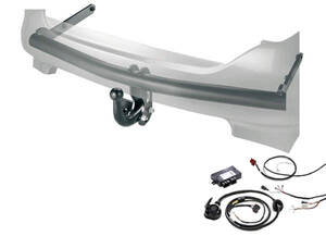 Anhängerkupplungs-Kit Ford S-Max Baujahr 05/06- Westfalia-Automotive