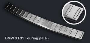 Ladekantenschutz BMW Seria 3 F31 Touring ab Bauj. 2012/ Edelstahl Weyer Preisvergleich