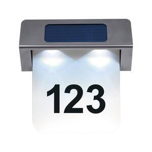 Solar LED Hausnummernleuchte Heitronic