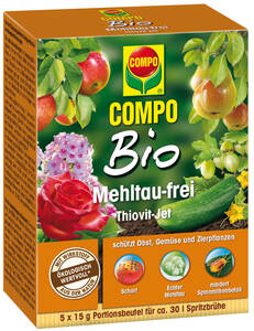 Bio Mehltau-Frei, mit Thiovit Jet, 75 g Compo