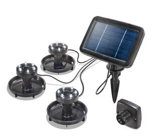 Solar Unterwasserstrahler SPLASH Esotec