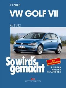 VW Golf VII ab 11/12 Band K 156