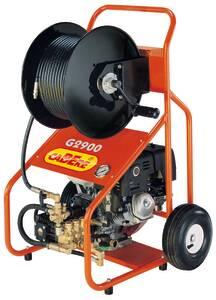 Hochdruck-Rohrreinigungsmaschine G2900 für Rohre bis 200 mm Cabere