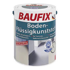 Bodenflüssig-Kunststoff rotbraun Inhalt 5 liter...