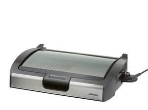 BBQ Tischgrill mit Glasdeckel VG 200 Steba