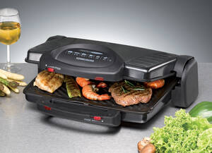 Comfort Grill TwinSet Rommelsbacher