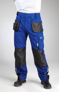 Arbeitshose/ Bundhose, Farbe royal, verschiedene Größen Preisvergleich