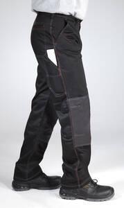 Arbeitshosen/ Bundhosen in verschiedenen Größen, Farbe schwarz Preisvergleich