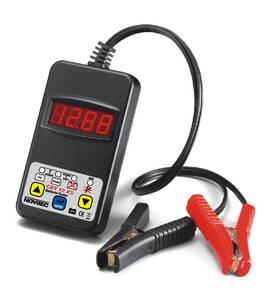 Batterietester im Kitteltaschenformat
