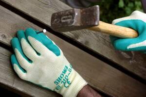Gartenhandschuhe Grip Green - verschiedene Größen