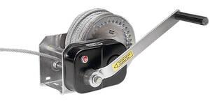 Sicherheits - Seilwinde TYP 900, Zugkraft bis z...