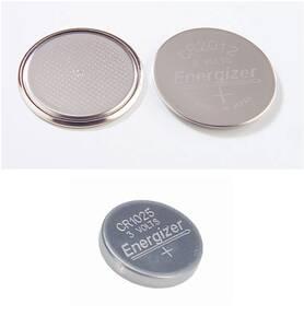 Lithium Knopfzellen CR2012 und CR1025 Energizer