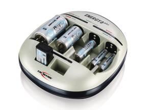 Tischladegerät Energy 8+ für bis zu 8 Akkus Ansmann Preisvergleich
