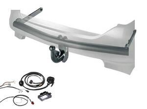 Anhängerkupplungs-Kit Ford Fusion Baujahr 11/05- Westfalia-Automotive