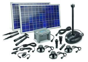 Solar Pumpensystem Genova LED Esotec