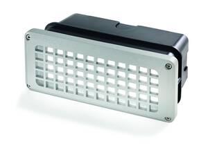 LED-Alu-Wandeinbauleuchte Esotec Preisvergleich