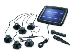 Solar Unterwasserstrahler Super Splash Esotec