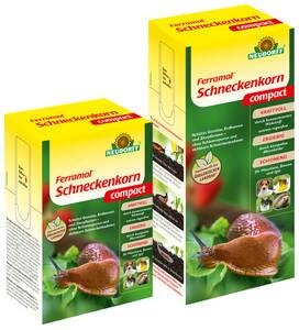 Ferramol Schneckenkorn Compact - in verschieden...