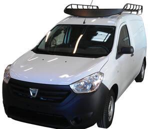 Dachlastenträger Dacia Docker mit Flügeltür Wes...