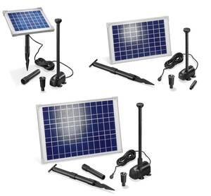 Solar Teichpumpensysteme Splash - verschiedene Ausführungen Esotec