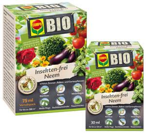 Bio Insekten-frei Neem, 30 ml Compo