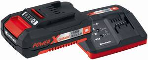 Power-X-Charger 18 Volt System-Schnellladegerät...