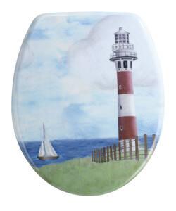 WC Sitz Leuchtturm Wenko