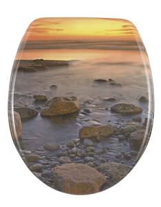 WC Sitz Stone Shore ovale Form Wenko
