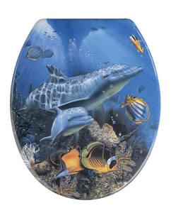 WC Sitz Sea Life Wenko