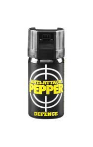 Pfefferspray 40 ml, Verteidigungsspray