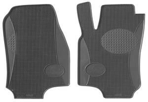 Passform-Gummimatten - 2-teilig für Fiat Schönek