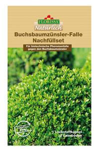 Buchsbaumzünsler Falle, 1 Nachfüll Set Florissa